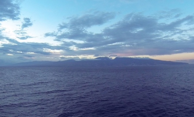 End of second RHUM-RUM cruise in La Réunion